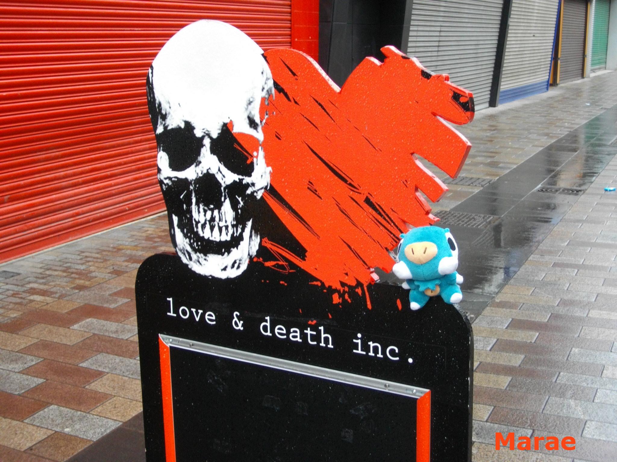 Love & Death 2012